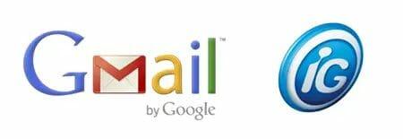 gmail+ig